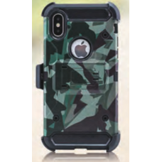 3 in 1 Tough armor w/ holster Case  camouflage design